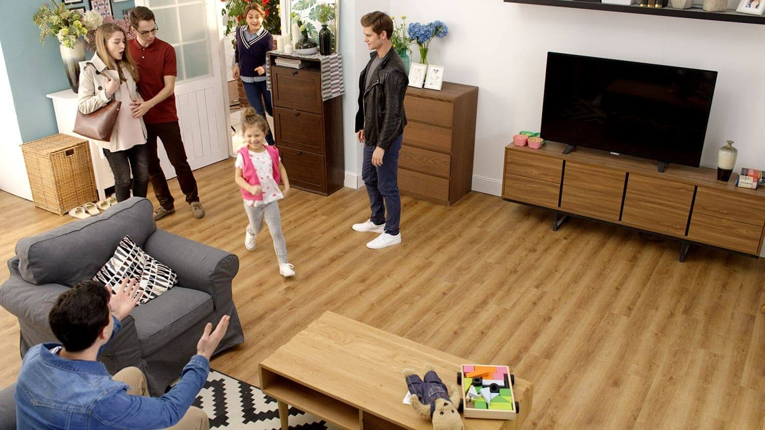The Strongest Luxury Waterproof Vinyl Wood Flooring FIRMFIT - Happy feet flooring utah